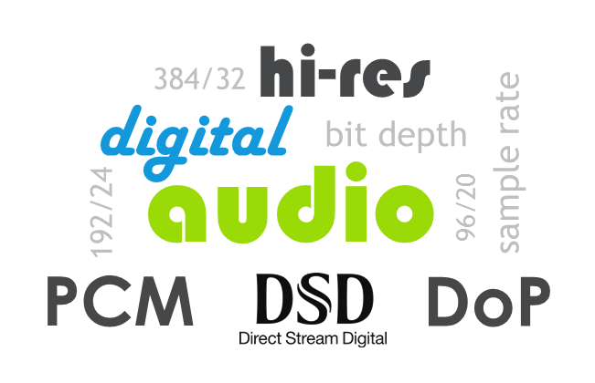 Hi-Res Audio: Discover the audio formats behind digital music