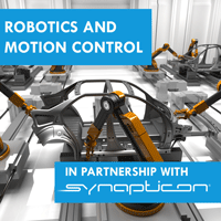 Latest news on MOTION CONTROL with Synapticon