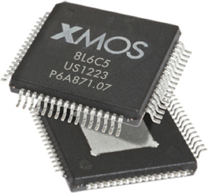 Two xCoRE microcontrollers