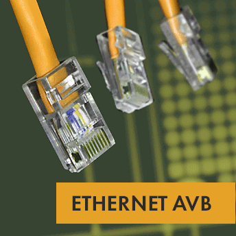 Latest news ETHERNET AVB