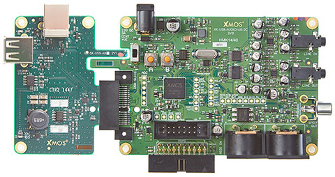 XMOS XU208 USB BRIDGES - THE LATEST GEN HAS ARRIVED!