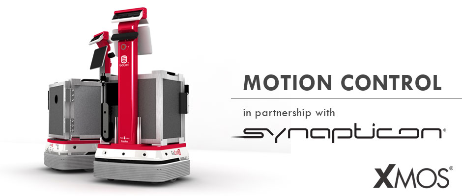 Robotics with Synapticon