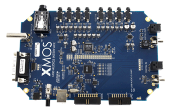 USB Audio 2.0 Multichannel Reference Design
