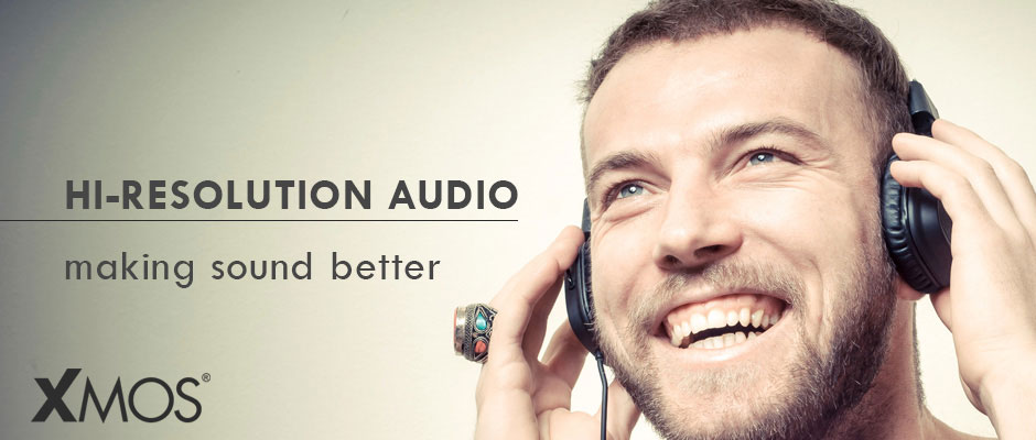 Hi-resolution audio