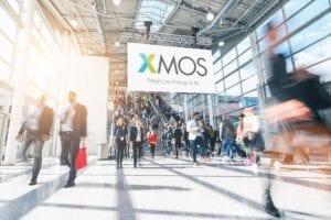 XMOS voice event