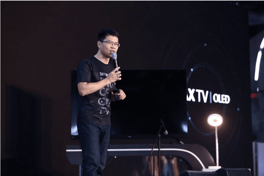 XMOS helps Skyworth create a voice-enabled, always-on AI TV
