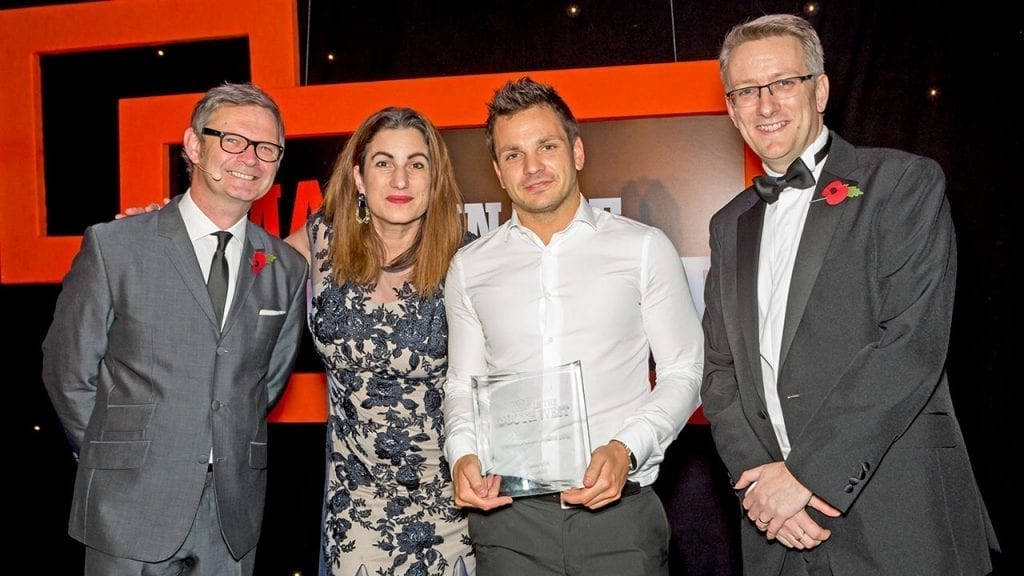 XMOS wins at Made In The South West Awards 2018