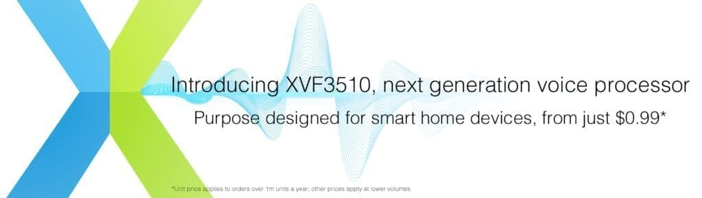 XVF3510 Voice Interface Solution